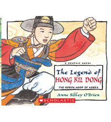 The Legend of Hong Kil Dong 9780545317832