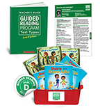 Guided Reading Text Types: Level D