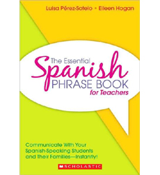The Essential Spanish Phrase Book for Teachers