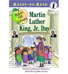 Robin Hill School: Martin Luther King Jr. day
