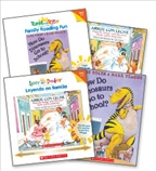 Read & Rise Books and Fun Cards – Pack B Ages 2–5