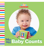 Little Scholastic—Baby Days: Baby Counts