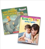 Read & Rise Reading Together Take–Home Pack Ages 0–2 – Pack B