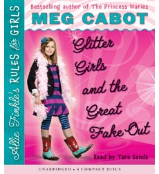 Allie Finkle's Rules for Girls Book Five: Glitter Girls and the Great Fake Out
