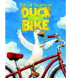 Duck On A Bike