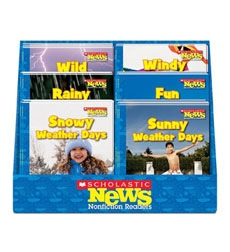 Scholastic News Nonfiction Readers®—Weather
