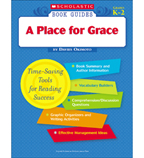 Scholastic Book Guides: Place for Grace, A
