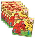 Guided Reading Set: Level J – Clifford's Good Deeds