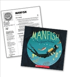 Manfish: The Story of Jacques Cousteau - Literacy Fun Pack Express