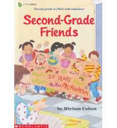 Second-Grade Friends