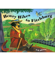 Henry Hikes To Fitchberg