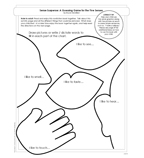 Sense Suspense - Activity Sheet
