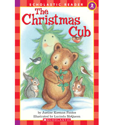 Scholastic Reader! Level 2: The Christmas Cub