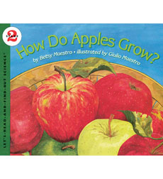 Let's-Read-and-Find-Out Science: How Do Apples Grow?