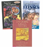 Scholastic Trio Individual Theme Unit Set 6, Language Arts - Myths, Grades 6-7