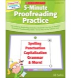 5-Minute Proofreading Practice