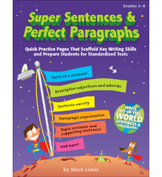 Super Sentences & Perfect Paragraphs