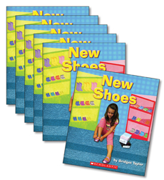 Guided Reading Set: Level B – New Shoes