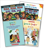 Read and Rise Child Care Conversations Kit Spanish 2–5