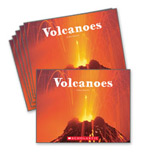 Guided Reading Set: Level I – Volcanoes: Fire and Ash