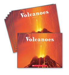 Guided Reading Set: Level I - Volcanoes: Fire and Ash