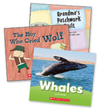 Guided Reading 6–Book Complete Set–Level H