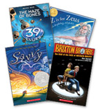 Best Sellers Take Home Book Pack Fiction and Nonfiction Grade 6