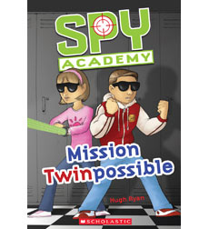 Spy Academy: Mission Twinpossible