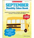 September Monthly Idea Book