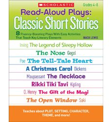 read aloud plays classic short stories