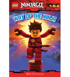 LEGO® Ninjago Reader: Way of the Ninja