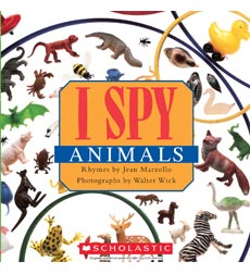 I Spy Animals