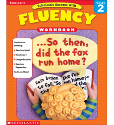 Scholastic Success With Fluency (Grade 2)