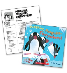 Penguins, Penguins, Everywhere! - Literacy Fun Pack Express