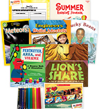 My Books Summer Grade 3 STEM (5 Books)
