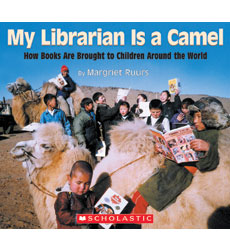 My librarian is a camel by margriet ruurs fandeluxe Gallery