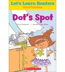 Let's Learn Readers: Dot's Spot