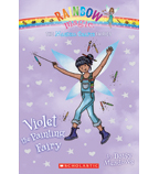 Rainbow Magic—The Magical Craft Fairies: Violet The Painting Fairy