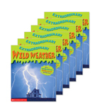 Guided Reading Set: Level Q – Wild Weather