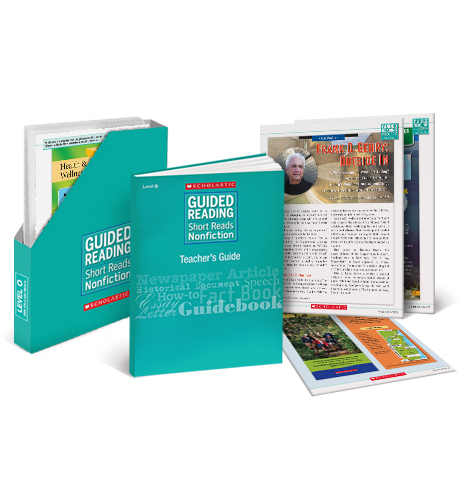 Guided Reading Short Reads Level U