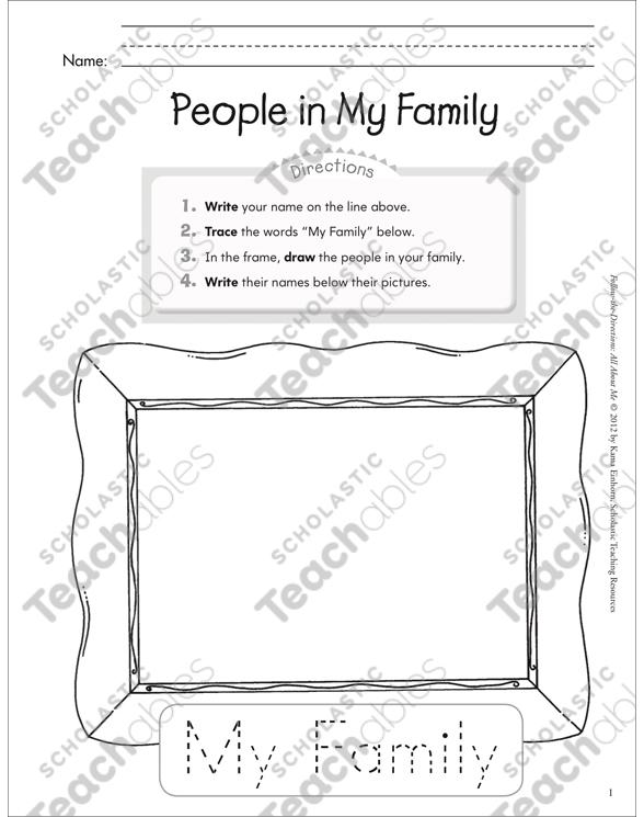 Familien-Figuren-Set All About Me 82135