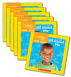 Guided Reading Set: Level G – All About Me