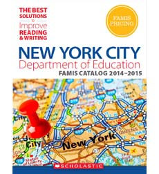 NYC Catalog Department Of Education Famis Catalog 2013-14