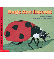 Let's-Read-and-Find-Out Science: Bugs Are Insects