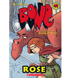 Bone Prequel: Rose 9780545135436