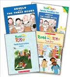 Read and Rise Family Conversations Kit English 5–up