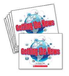 Guided Reading Set: Level H – Getting the News