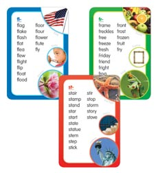 Beginning Blends Word Banks Bulletin Board