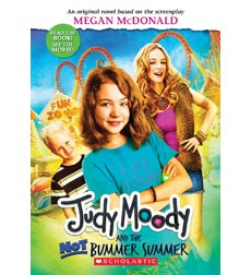 Judy Moody and the Not Bummer Summer 9780545402736