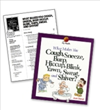 What Makes You Cough, Sneeze, Hiccup, Burp? - Literacy Fun Pack Express